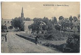 ROSCANVEL - Entrée Du Bourg - Zonder Classificatie