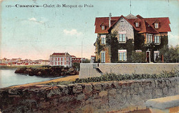 Portugal - CASCAIS - Chalet Do Marquez Da Praia - Altri