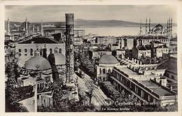Turkey - ISTANBUL - Cenberli Tas Civart - Publ. Unknown 167 - Turchia
