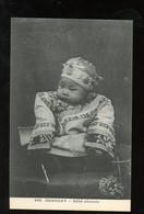 ± 1910  Chinese Child In Shanghai (C4-86) - Brunei