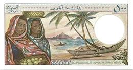 COMOROS P. 10/14 SET 1997 UNC - Comoros
