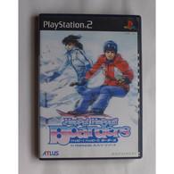 PS2 Japanese : Happy! Happy!! Boarders In Hokkaido SLPS-20050 - Sony PlayStation