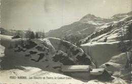 """CPSM FRANCE 73 """"Peisey - Nancroix, Les Chalets Du Thovex, Le Carolay"""" - Otros Municipios"""