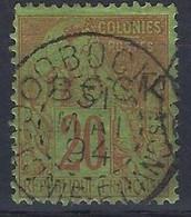 OBOCK N° 16 Obl - Non Classés