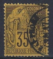 FRANCE COLONIE émissions Générales N° 56 Obl HAIPHONG TONKIN - Alphée Dubois