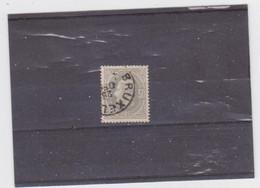"""Belgie Nr 35 Met Curiositeit Misvormde """"5"""" - 1869-1883 Leopold II"""