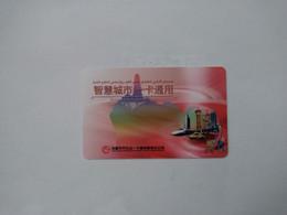 China Transport Cards, Urumqi City, For Bus, Metro, Etc..(1pcs) - Non Classificati