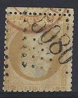 FRANCE BUREAU FRANCAIS ETRANGER BFE GC 5080 ALEXANDRIE EGYPTE - 1849-1876: Klassik