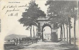 18 - Cher - St Saint THIBAULT - SANCERRE - St Saint Satur - Pont - - Other Municipalities