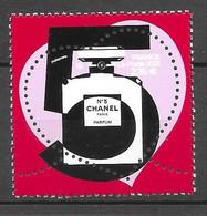 Coeur Chanel N° 5 ; 2.16. N° à Venir Chez YT. - Abarten: 2010-.. Ungebraucht
