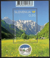Slovenia 2019. Logar Valley Nature Park. Nature Parks. Logarska Dolina. The Mountains. MNH** - Slowenien