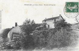 18 - Cher - CULAN - SIDIAILLES - Moulin De Fougères - - Culan