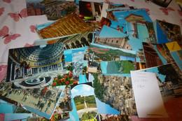 LOT DE 120 CARTES CPM D'ITALIE - 100 - 499 Postcards
