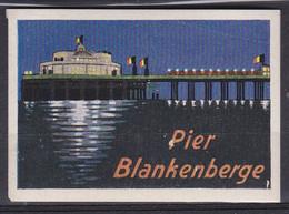 Blankenberge  Pier   Vignette - Unclassified