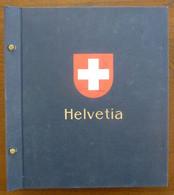 Switzerland/Suisse/Svizzera 1862-1989 In Davo Album - Verzamelingen (in Albums)