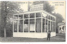 Expo Liège 1905 Pavillon Great Eastern Railway    JE VENDS MA COLLECTION PRIX SYMPAS VOYEZ MES OFFRES - Liege