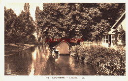 CPA LOUVIERS - EURE - Louviers