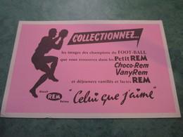 """Biscuit REM - """"Celui Que J'aime"""" - Les Images De Champions Du FOOT-BALL - Other"""