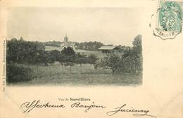 95 SURVILLIERS. Vue Du Pays 1906 Pour Goussainville... - Survilliers