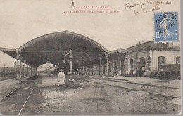 CASTRES - LA GARE - Castres
