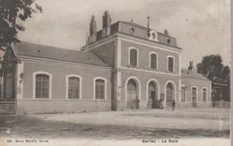 GAILLAC - LA GARE - Gaillac