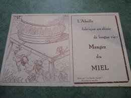 L'Abeille Fabrique Un élixir De Longue Vie : Mangez Du MIEL - Other