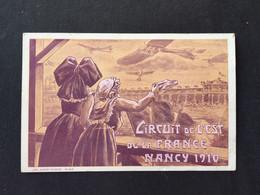 Circuit De L'Est De La France - Nancy 1910 - - Meetings