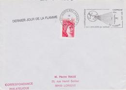 Lettre 1978 TàD SECAP Agence Postale Navale Embarquée PORTE HELICOPTERES JEANNE D'ARC Sur Sabine 1,00 Helicoptère - Naval Post