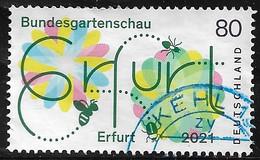 2021  Bundesgartenschau Erfurt - Gebraucht