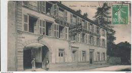 RUFFEC LE GRAND HOTEL DE FRANCE TBE - Ruffec