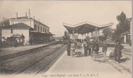SAINT RAPHAEL -  LA GARE - Saint-Raphaël