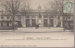 AVIGNON  -  LA GARE - Avignon