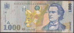 Billet  Roumanie - Romania