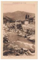 48 - VILLEFORT - Le Gardon Dans Les Schistes Cristallins Des Cévennes - A L'horizon, Le Mont Lozère - Villefort