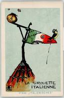 53056835 - Die Ital. Wetterfahne - War 1914-18