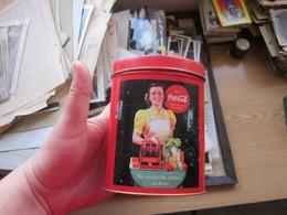 Old Tin Box Coca Cola - Non Classés
