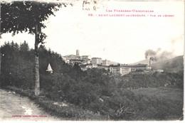 FR66 SAINT LAURENT DE CERDANS - Labouche 819 - Vue De L'ouest - Usine SANS Et Garcerie Au Travail - Other Municipalities