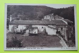 66 / HAUTES ORIENTALES - Ille Sur Tet - Ermitage De St Maurice - CPA Carte Postale Ancienne - Vers 1930 - Altri Comuni