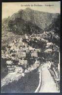 LETTERE.......Un Saluto Da Positano.......Panorama........viaggiata.....1912 - Otras Ciudades