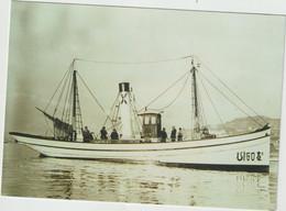 Seb : Bateau  Pêche , Ile Tahitou , Manche , Vigo - Fishing Boats