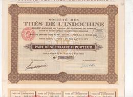 VIETNAM. THES DE L'INDOCHINE. STE DES ... - Other