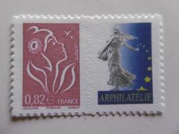 FRANCE  2005/2006   3802Bb * *    LOGO  ARTPHILATELIE   PETITE  VIGNETTE - Personalizzati