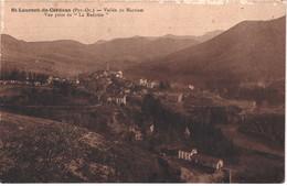 FR66 SAINT LAURENT DE CERDANS - Pages - Vallée Du Martinet - Vue Prise De La Redoute - Other Municipalities
