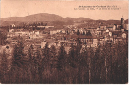 FR66 SAINT LAURENT DE CERDANS - Pages - Les Usines Et La Serra De La Garce - Belle - Other Municipalities