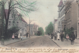 (180)  CPA  Munster  Steinfurterstrasse  (Bon état) - Unclassified