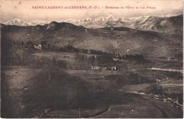 FR66 SAINT LAURENT DE CERDANS - Brun - Domaine De L'orry Et Las Planes - Other Municipalities