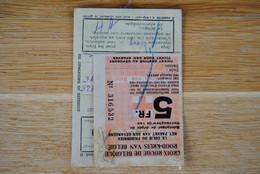 4838/Croix Rouge-Dépôt Colis Du Prisonnier-Stavelot-Winand Alb.Stalag IV A Ko  595-Bodet Basse-Bodeux - Collections