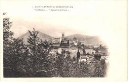 FR66 SAINT LAURENT DE CERDANS - 1 - Précurseur - Le Moulin - Baynat De La Fou - Vue Générale - Belle - Other Municipalities