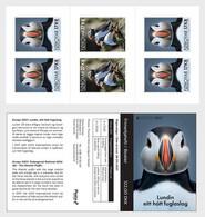 Faroer Färöer MNH ** 2021  Europa 2021 - Endangered National Wildlife Booklet - Faeroër
