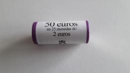 Rouleau De 2€ Espagne 2021 Tolède - Spanje
